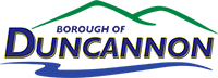 Borough of Duncannon, Pennsylvania Logo